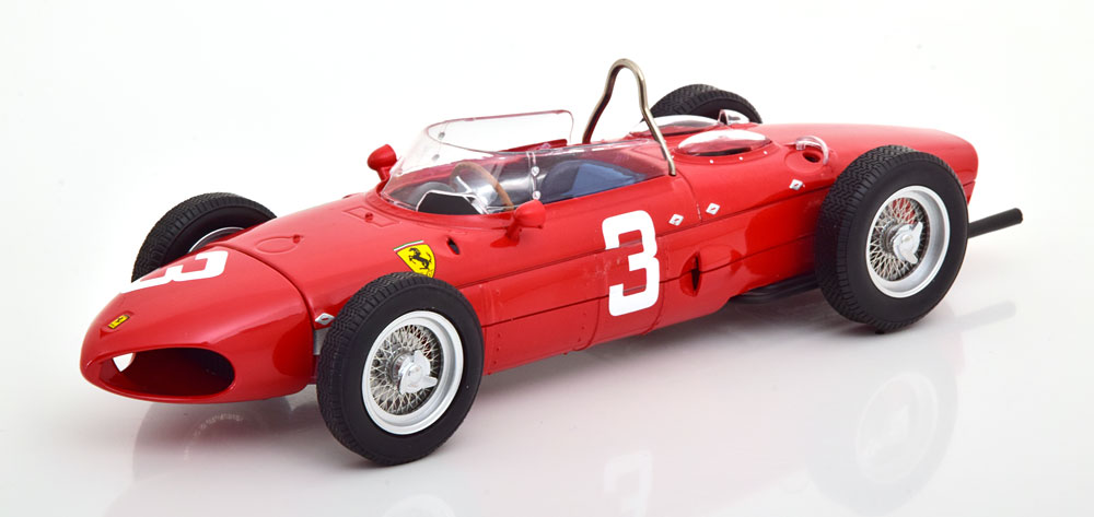 Gp Nürburgring Und Sieger Gp Holland Ferrari 156 Sharknose Cmr Cmr167