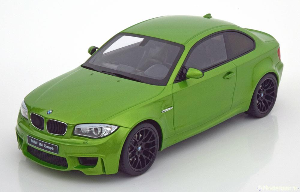 Green Mamba Bmw 1er M Coupe E82 Gt Spirit Zm036